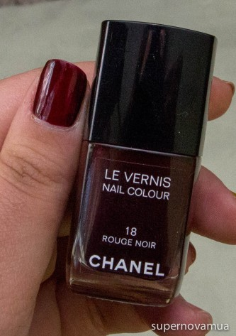 chanel rouge noir -6